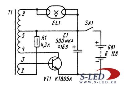 Лампы страница 7 s led ru светодиоды и электронные схемы.