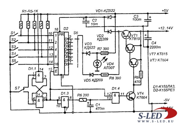 Транзистор КТ819 можно