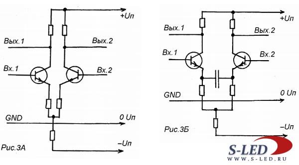 Транзисторный усилительный