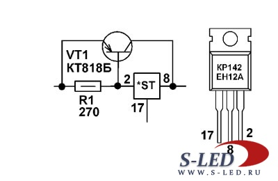 Микросхемы LM317 - pdf Открыть ...