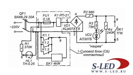 L7818cv схема включения