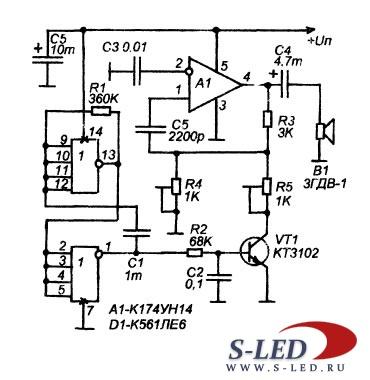 Схема усилителя мощности УНЧ на .  Усилители на tda1558 tda 1558 - две...