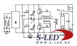 схема на одном транзисторе - Практическая схемотехника.