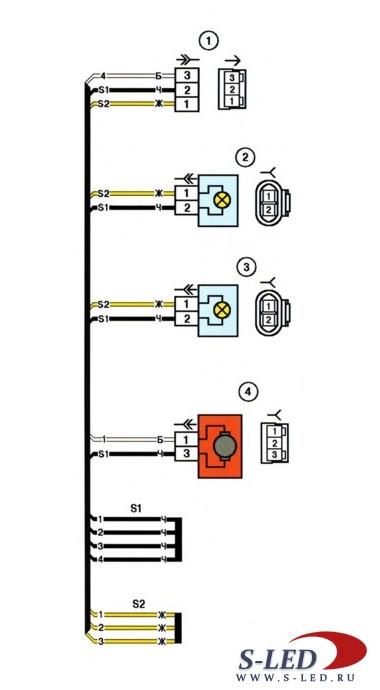 Откуда: Радиатор Спрингс. пузырей спонтанная волга-раст-октава электросхема автолюбитель.