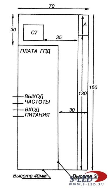 Основная сложность, возникающая при изготовлении УКВ-приемника полностью, или на базе приемной платы от радиостанции...